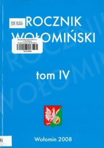 rocznik-wolominski-tom-iv-2008