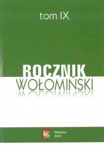 rocznik-wolominski-tom-ix-2013