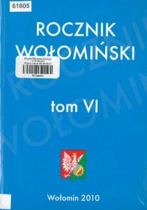 rocznik-wolominski-tom-vi-2010
